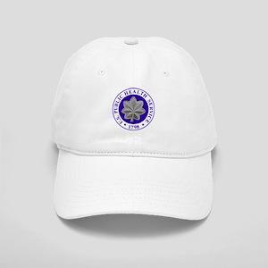 USPHS Commander<BR>White Cap