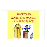 Auctionner Postcards