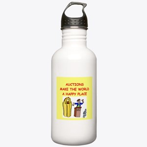 auctions Stainless Water Bottle 1.0L