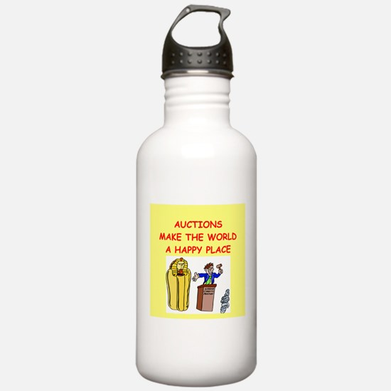 auctions Water Bottle