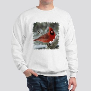 Cardinal Winter Sweatshirt