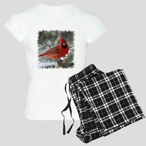 Cardinal Winter Women's Light Pajamas