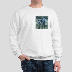 Silver Fox Sweatshirt