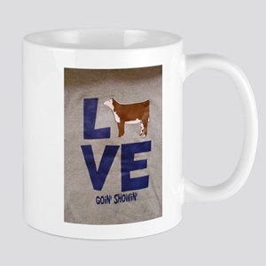 Hereford Love Mug