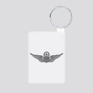 Aviator - Master Aluminum Photo Keychain