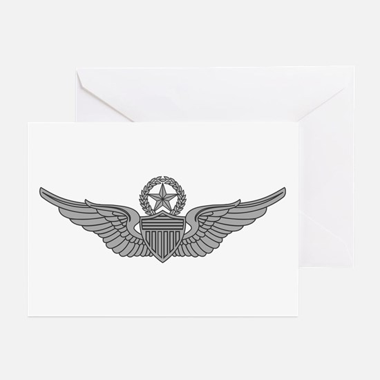 Aviator - Master Greeting Cards (Pk of 10)