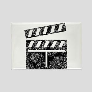 Worn, Movie Set Rectangle Magnet