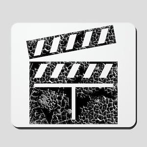 Worn, Movie Set Mousepad