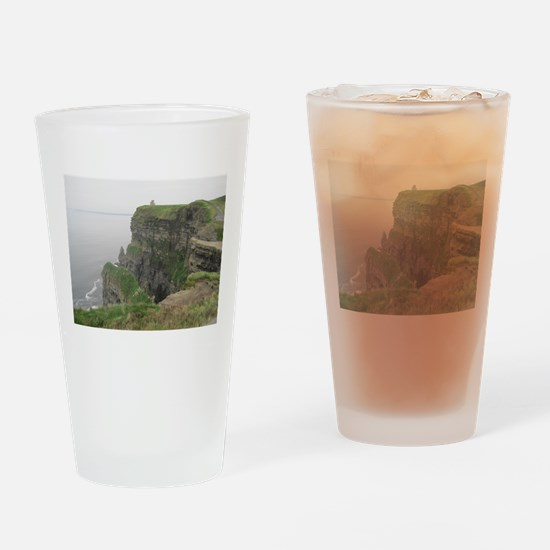 Unique Cliffs of moher Drinking Glass
