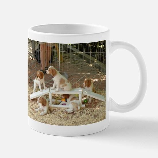 Unique Puppies Mug