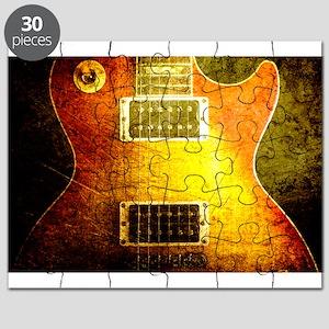 VINTAGE GUITAR Puzzle