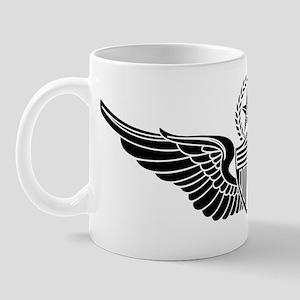 Aviator - Master B-W Mug