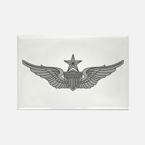 Aviator - Senior Rectangle Magnet