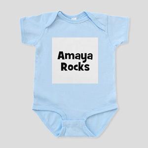 Amaya Rocks Infant Creeper