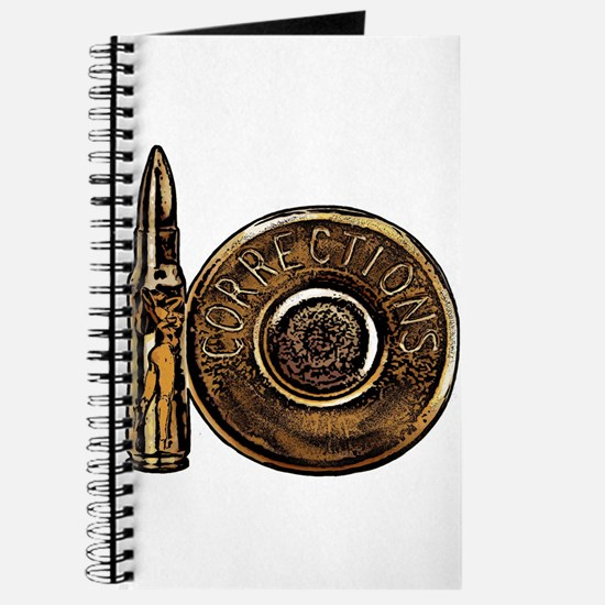 Corrections Bullet Journal