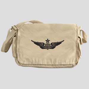 Aviator - Senior B-W Messenger Bag
