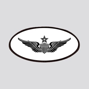 Aviator - Senior B-W Patches