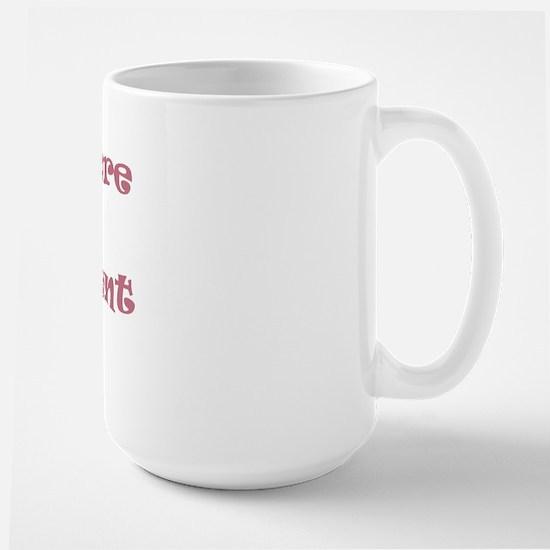 Magnificent Tits! Large Mug