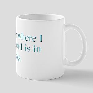 """Alaska"" Mug"