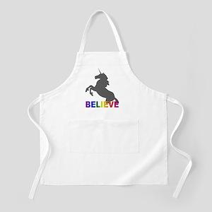 Believe in Unicorns Apron