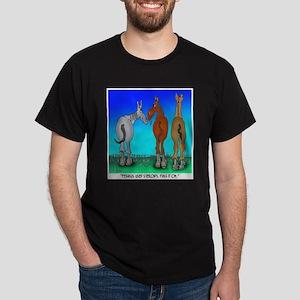 Pegasus Used Steroids Dark T-Shirt