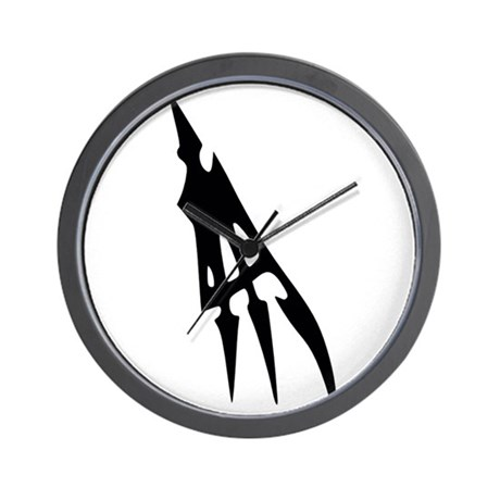 Claw Wall Clock