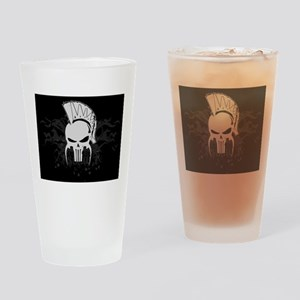 Dead Sparta Drinking Glass