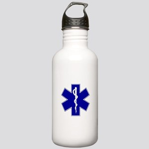 Star of Life Stainless Water Bottle 1.0L