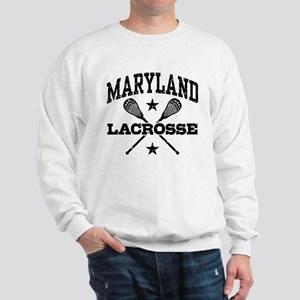 Maryland Lacrosse Sweatshirt