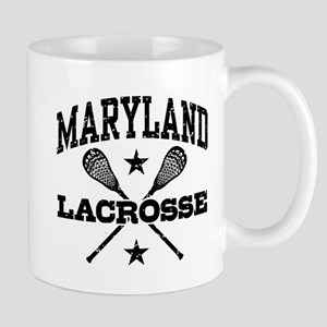 Maryland Lacrosse Mug