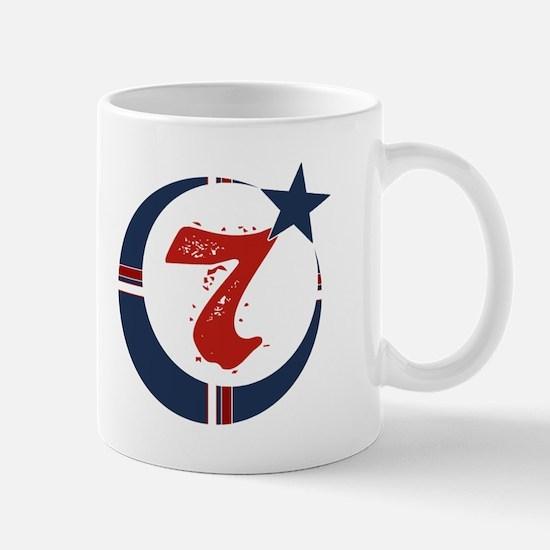 Circle Seven (7) Koran Symbol Mug