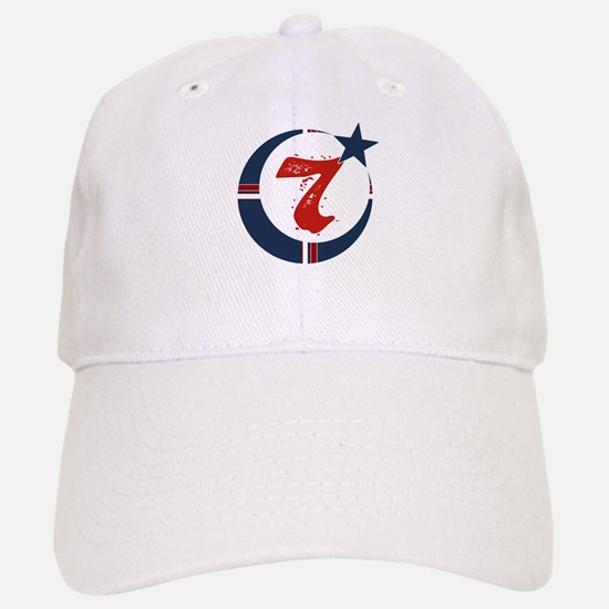 Circle Seven (7) Koran Symbol Baseball Baseball Cap