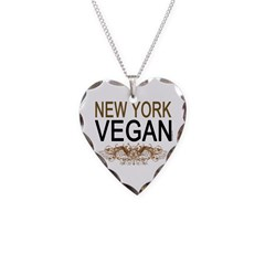 New York Vegan Necklace