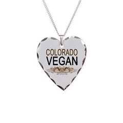 Colorado Vegan Necklace