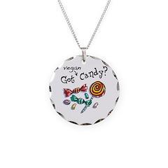 Vegan Halloween Necklace