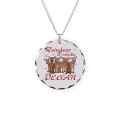 Vegan Holiday Necklace