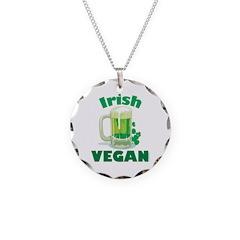Irish Vegan Necklace