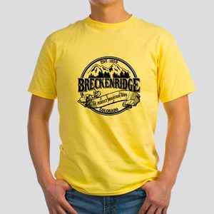 Breck Old Circle Perfect Yellow T-Shirt