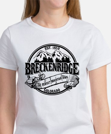 Breck Old Circle Perfect Women's T-Shirt