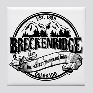 Breck Old Circle Perfect Tile Coaster