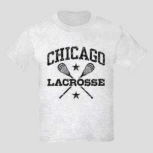 Chicago Lacrosse Kids Light T-Shirt