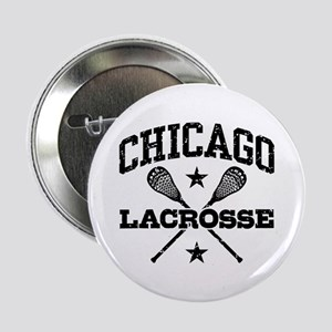 "Chicago Lacrosse 2.25"" Button"