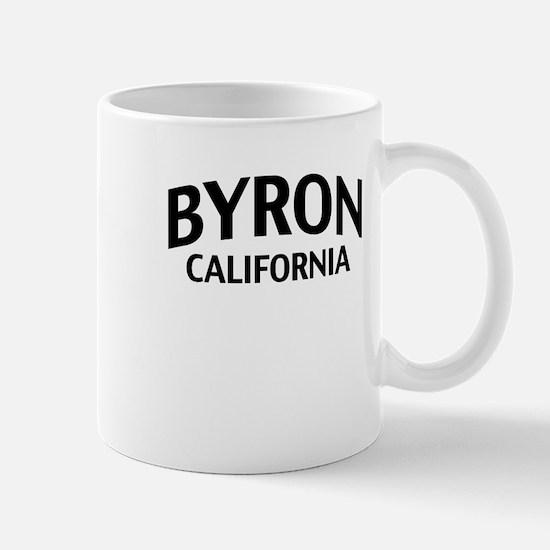 Byron California Mug