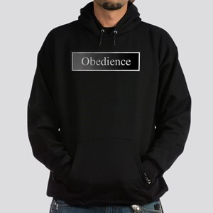 Obedience Hoodie (dark)