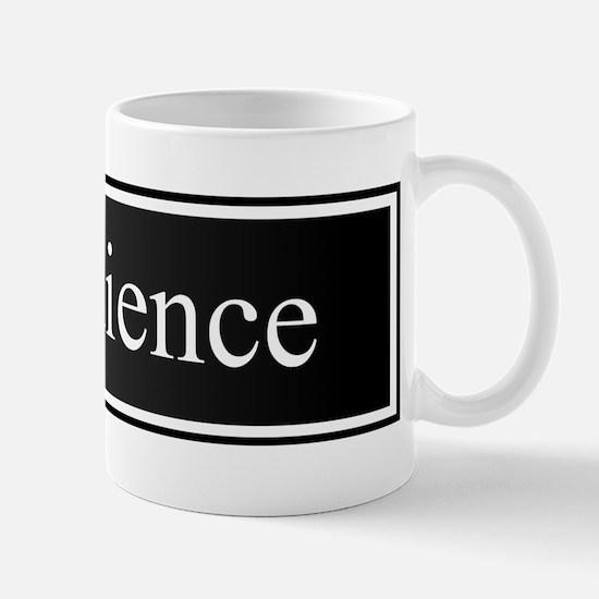 Obedience Mug