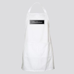 Obedience Apron