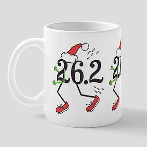 Holiday 26.2 Marathoner Mug