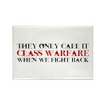 Class Warfare Rectangle Magnet (10 pack)