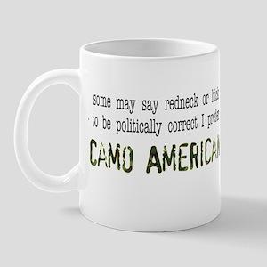 Camo American Hunting Mug