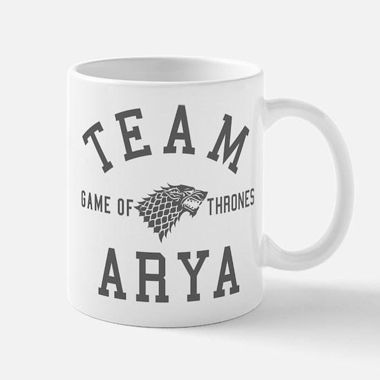 GOT Team Arya Mugs